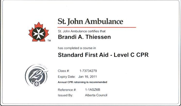 Cpr Level C Certification